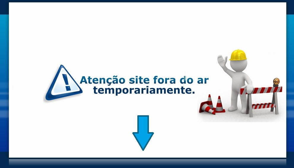 site_fora_do_ar